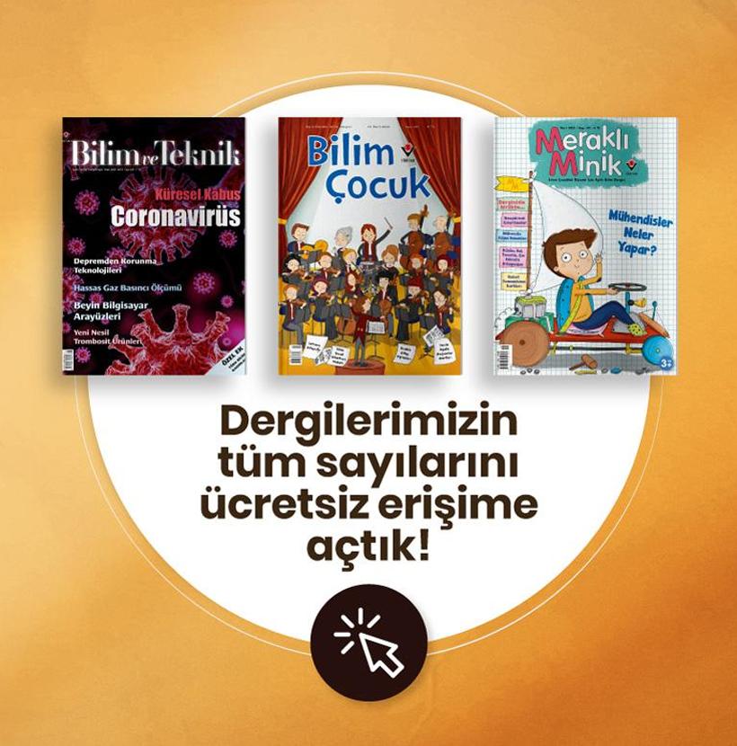 Dergilerimizin tüm sayılarını ücretsiz erişime açtık!