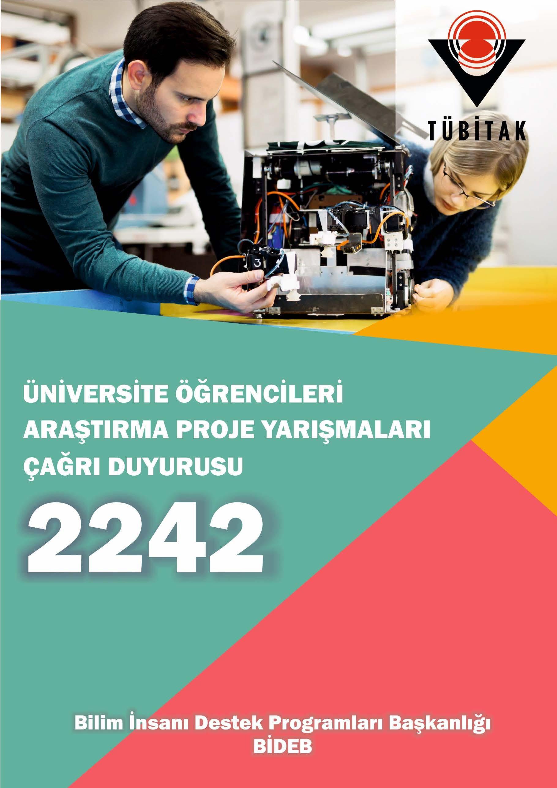 2242-Üniversite Öğrencileri Araştırma Proje Yarışmaları