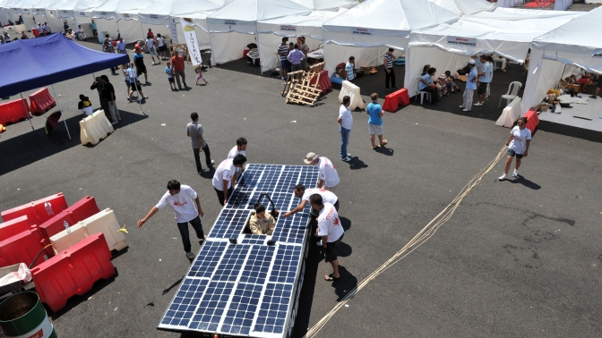 Alternatif Enerjili Araç Yarışları 2012 Galeri