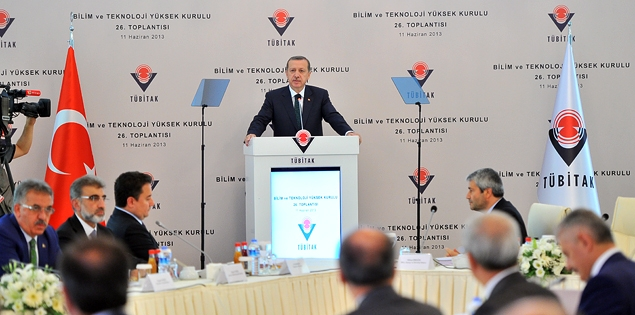 26th SCST Meeting, Prime Minister Recep Tayyip Erdoğan