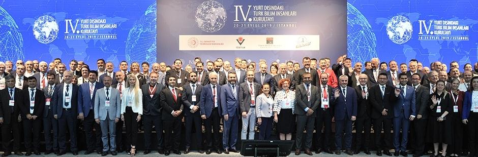 Yurt Dışındaki Türk Bilim İnsanları 4. Kurultayı
