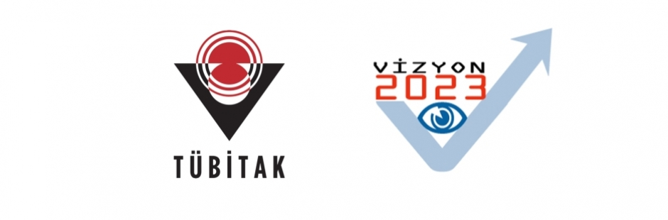 TÜBİTAK logo, Vision 2023 logo
