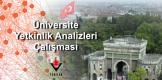 üniversite yetkinlik analizi