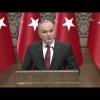 52. TÜBİTAK Bilim Ödülleri Töreni // Bilim, Sanayi ve Teknoloji Bakanı Sn. Faruk Özlü'nün Konuşması