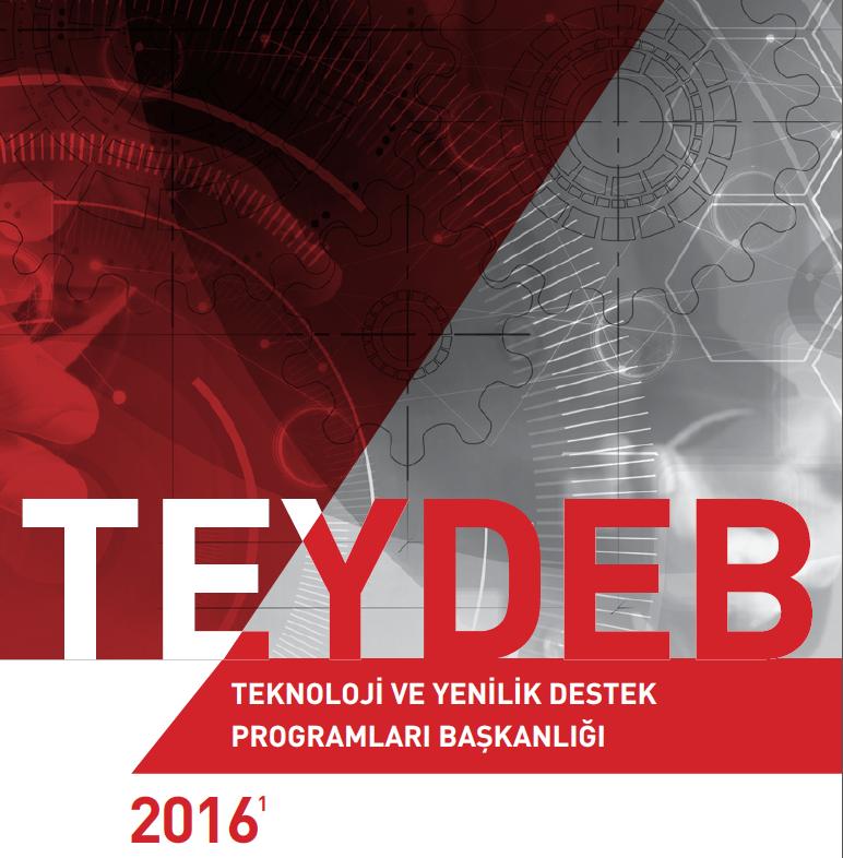 TEYDEB Tanıtım Broşürü