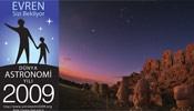 2009 Dünya Astronomi Yılı Olarak Kutlanıyor