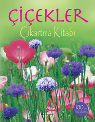 Çiçekler - Çıkartma Kitabı